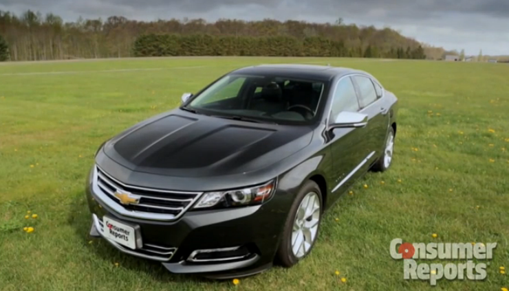 Congrats, @chevrolet! The #impala is a 2015 Top Pick! http://t.co/1t01eMCgFz #CRcarFest #cars http://t.co/X3Qy17vDAV