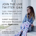RT @littlelizziev: Watch @ABraveHeartFilm trailer @iTunesTrailers (http://t.co/yTYntoI0w1) & let's talk about it during my @twitter Q&A! ht…