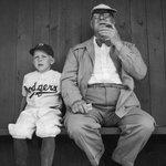 Dodgers spring training, 1948. Photo: George Silk http://t.co/ylAhvj1JX0