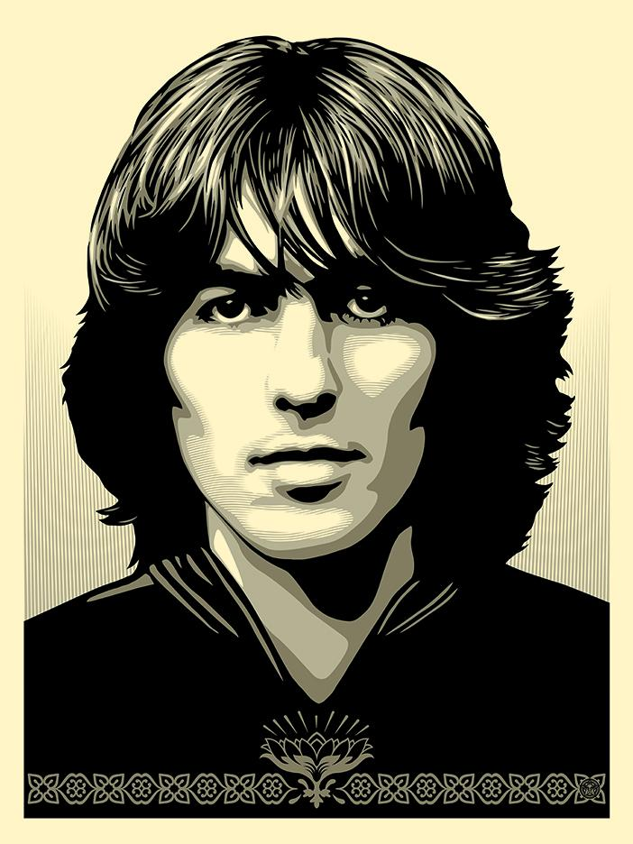 Happy Birthday to the one and only #GeorgeHarrison from some little band called #TheBeatles http://t.co/S7wGORyNjn