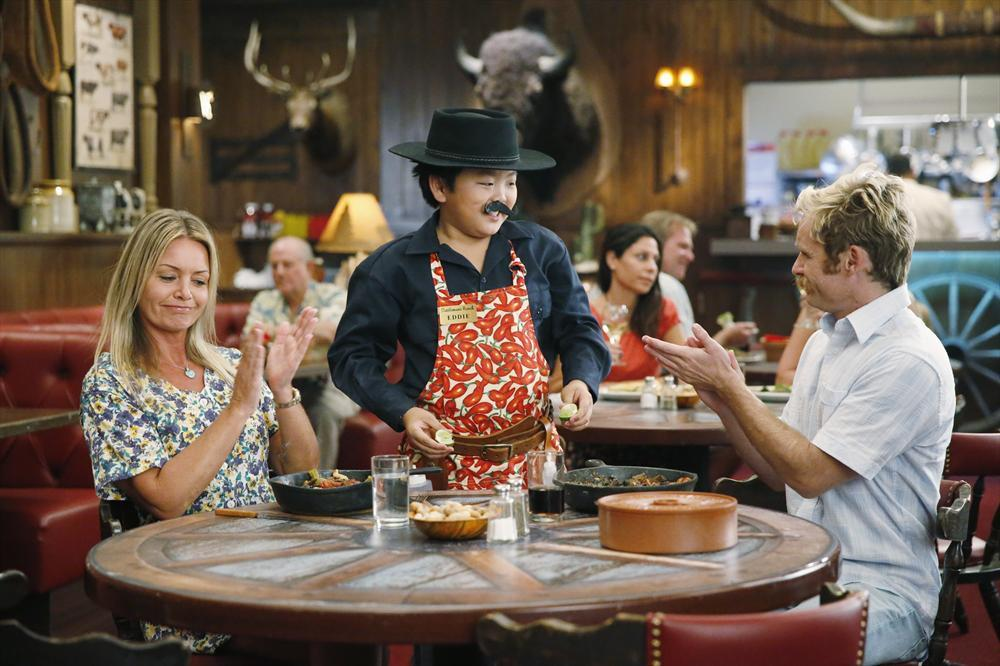 """""""Fajita Man"""" is a glimpse into Eddie Huang's future in food, showmanship and hustle. #FreshOffTheBoat http://t.co/zApi21X8Vb"""