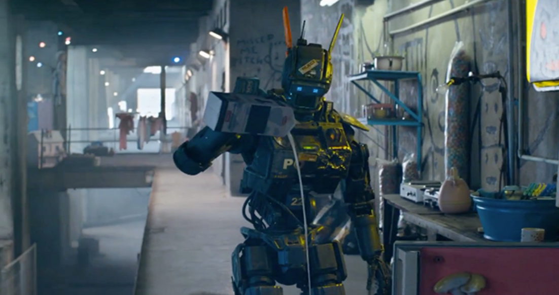 Check de livestream van Europa's 'largest shareable piece of artwork' via Twitch http://t.co/CSUomAMrIf #ChappieMovie http://t.co/IGsKlqbMwF