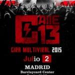 RT @Multi_Viral: MADRID:Separen el 2 de julio pa que brinquen, suden y brinden con @Calle13Oficial Entradas en https://t.co/SsTnjZ932m http…
