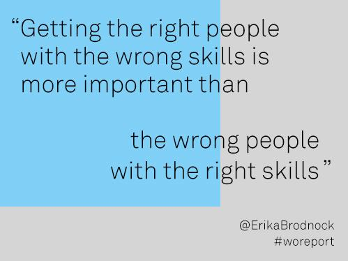 Wise words from @ErikaBrodnock in our new #WOreport 'Impossible and Now' http://t.co/cqjDtNxBdh http://t.co/Kjftno4w47
