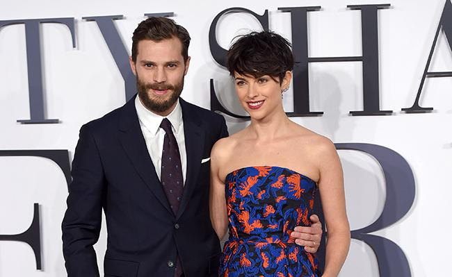 Jamie Dornan responds to reports he is leaving the FiftyShadesOfGrey franchise: