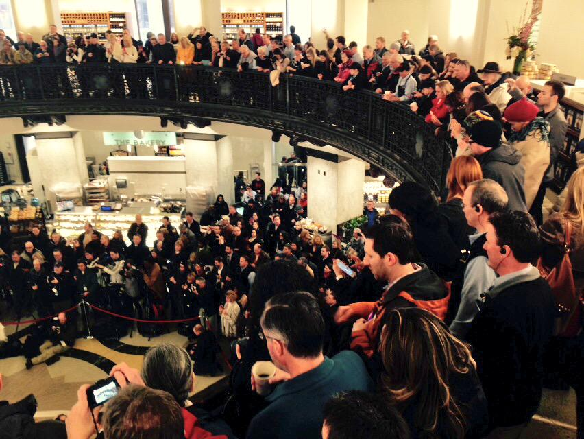 This! For the opening of #cle downtown grocery store @Heinens woohoo!! @joecimperman @DowntownCLE http://t.co/2NqaqFGa1F