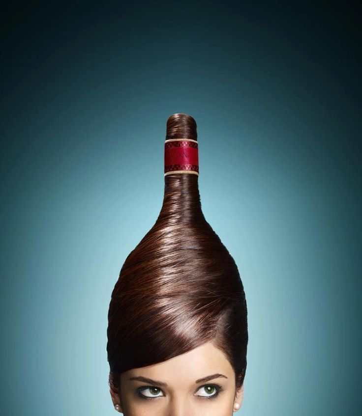 RT @winetrackerco: Ladies, here's your next hair style for the big party this weekend. #wine #winechat #lol #funny #winelover http://t.co/MR69kn59hD