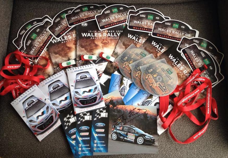 3 people have the chance to win all this. RT and answer. Where was the Power Stage held on #WRGB last year? http://t.co/veNFFbT3ip