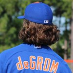 """""""@Mets: .@JdeGrom19 still has one of the best flows in the game! #Mets #SpringTraining #DavidWright #FaceofMLB http://t.co/XqPMYeBURJ"""""""