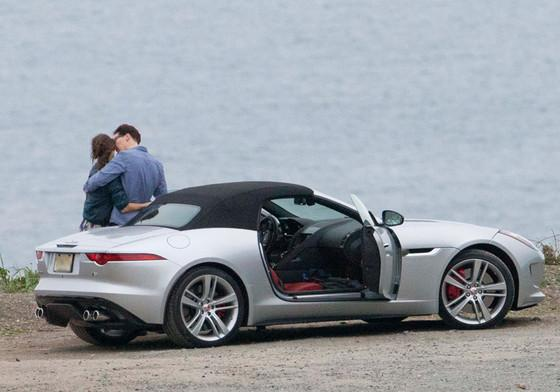PDA alert: inside Benedict Cumberbatch and Sophie Hunter's romantic road trip honeymoon!
