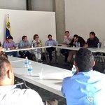 #AlMomento reunida la Asociación de Alcaldes por Venezuela. Antonio Ledezma no esta solo. ¡Seguimos trabajando! http://t.co/7AaOdI5bV8