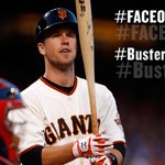 BATTER UP! RT for a chance to win a #BusterPosey autographed bat. #FaceOfMLB http://t.co/kT9u10cgwk