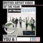 You voted and the award for British Video goes to @onedirection! #BRITs2015 http://t.co/seZX4iGyhw