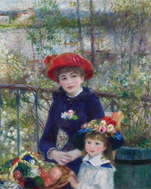 """""""Be a good craftsman; it won't stop you being a genius.""""  —Advice from Pierre-Auguste Renoir, on his birthday http://t.co/C1ASRkqnun"""