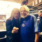Bach & @BobSeger after @DetroitPistons Halftime Show! What an honor! #LikeARock #AgainstTheWind #TurnThePage #Vocals http://t.co/F1M3nPZ3DY