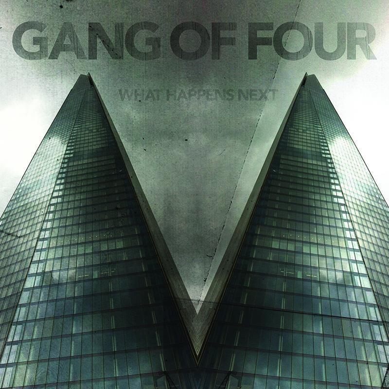 Gang Of Four's new album! The UK band's ninth studio album, featuring Alison Hosshart. http://t.co/YaVnlBqEqj http://t.co/Te8qsSXHDq