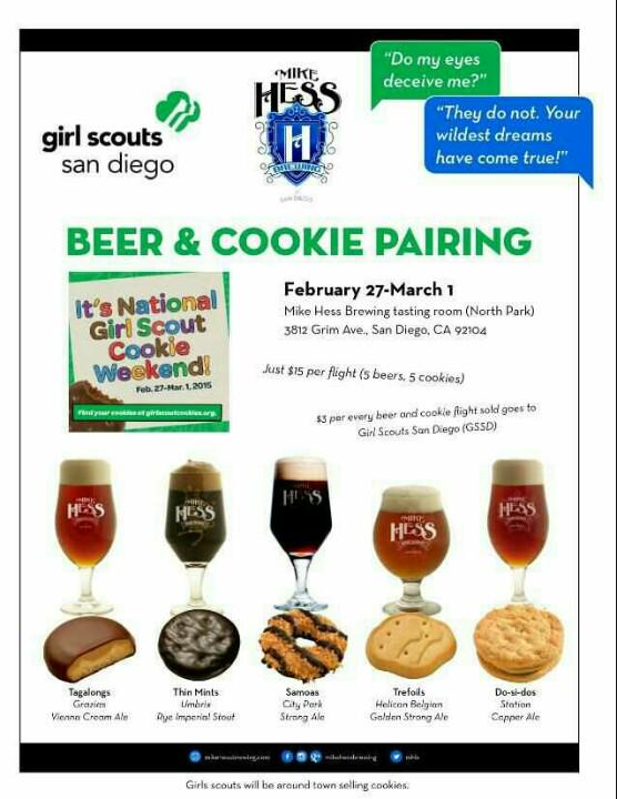 Did you see this yet? Beer and cookies? Mmmm... http://t.co/JOPW2IvzlE