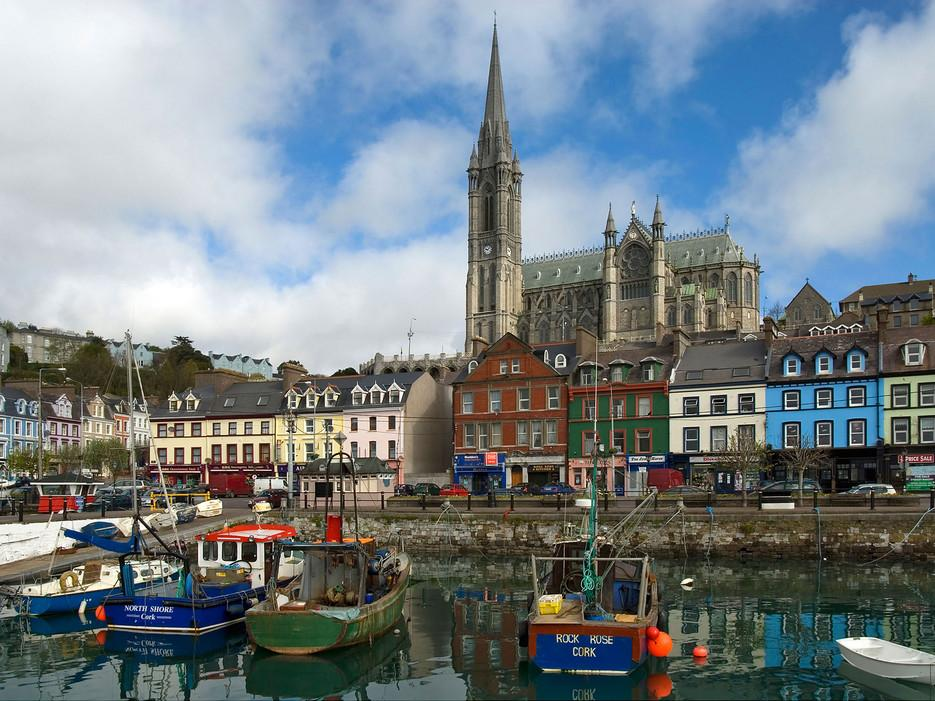 Here's Where to Eat, Sleep, and Play in Cork, Ireland @UCC @DiscoverIreland @KCandsonandsons