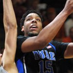 Jahlil Okafor is America's Star after scoring career-high 30 Pts in 6th 30-Pt game ever by Duke freshman. #SC3stars
