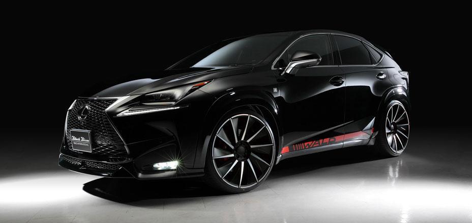 Japanese tuner Wald International releases Black Bison body kit for Lexus NX F SPORT: http://t.co/gPNjaJTmCe http://t.co/eEieHsuW3K