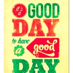 Have a super good daY :) ☀️✔️