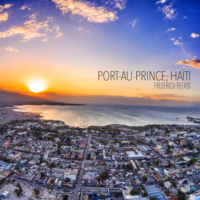 Frederick alexis twtrland for Canape vert port au prince haiti