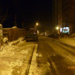 Расчистка тротуаров по 7 просеке @Rudakov_i_a @DepBlagSamara http://t.co/wv33its5xS