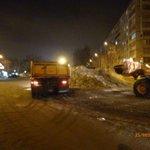 Вывоз снега по улице Зои Космодемьянской @Rudakov_i_a @DepBlagSamara http://t.co/0VcEUkzIJS