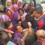 Narottam Das, a CRPF jawan, died in mine blast yest. I paid tribute n met his family today(1/3) http://t.co/R6buz7rafp