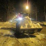 Вывоз снега по Мориса Тореза @Rudakov_i_a @DepBlagSamara http://t.co/4PJM7IvQjY