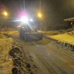 Расчистка проезжей части по улице Витебской @Rudakov_i_a @DepBlagSamara http://t.co/hoDYMBXr8M