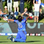 Early days still, but is this set to be the iconic image of the 2015 World Cup? #Afghanistan