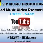 EXPOSE YOUR MUSIC VIDEO! #Music #News #Holland #France #Germany #Spain #Italy http://t.co/FCRfoRNcOo http://t.co/qjN6GWyMPS