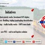रेलवे की खास पहल @sureshpprabhu  #RailBudget2015 #रेलबजट http://t.co/janoLbZxXH