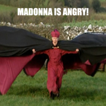 Madonna does not look happy... http://t.co/ztDgodKJRY