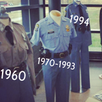 Evolution of the #JCSO uniforms. We're now sporting the all black uniforms on the far right! #tbt http://t.co/0DKjiUuS0q