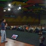 En Medellín respiramos y somos apasionados por la bicicleta: Alcalde @anibalgaviria en apertura del #FMB4. http://t.co/3KC3bP4O2z