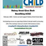 #RaineyStGivesBack is TONIGHT & benefits @AustinChildGuid! https://t.co/BnE3gVvaxR #ATX @ILH_IGH http://t.co/YHThDSFFnI