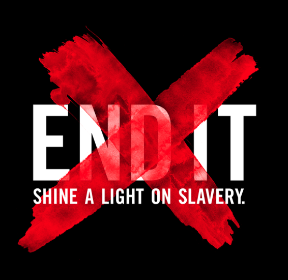 Tomorrow put a red X on your hand. Shine light on slavery with @TheExodusRoad coalition partner with @enditmovement http://t.co/3ExHDbEJgA