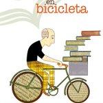 """Encuéntranos en el exterior del auditorio principal de @plazamayormed en """"Libros en bicicleta"""" en el #FMB4. http://t.co/BmvWkQL6eh"""