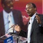 Ben Carson kicks off CPAC http://t.co/fwl0LHA7LU   Photo: @smahaskey http://t.co/690W2qx8Z7