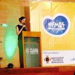 Sesión inaugural del #FMB4 con la participación de Hillary Murphy del Programa de Medio Ambiente de @ONU_es http://t.co/hXiDLk6ZmV