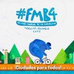 Seguí el foro mundial de la bicicleta en vivo desde @Telemedellin #FMB4 @WorldBikeForum http://t.co/VgLxCez78B http://t.co/ENkDR4JbJM