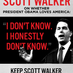 """The DNC goes after walker with email subject lined """"Scott Walker doesnt know"""" http://t.co/PojPbFihTi"""