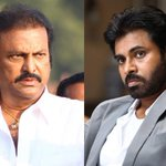Pawan Kalyan & Mohan Babu To Team Up For Dasari?  http://t.co/8WnqlbD3dN