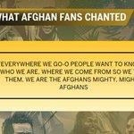 Afghanistan fans turn Dunedin into a corner of Kandahar http://t.co/L5ZM0q1IX2 #CWC15