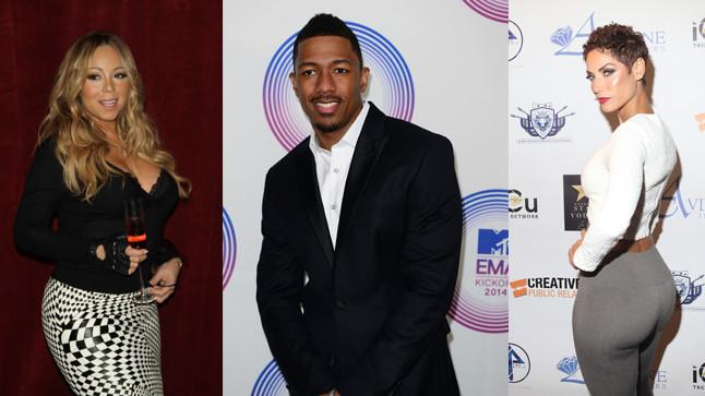 Mariah Carey 'crushed' after Nick Cannon's 'Valentine's with Nicole Murphy'