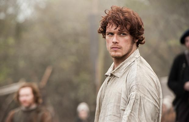 Outlander hits UK screens Mar 26. Ginger men swathed in tartan just got a whole lot sexier. http://t.co/0w1UflOi2h http://t.co/xWffuVwp9K