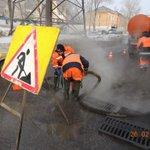 Пролив горячей водой дождеприемных колодцев на ул.Советской Армии. @Rudakov_i_a @DepBlagSamara http://t.co/pYiQrF32R7