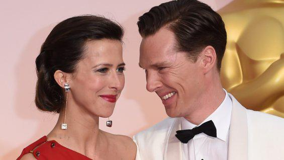 Benedict Cumberbatch's Oscars2015 Whispers Revealed (Video)